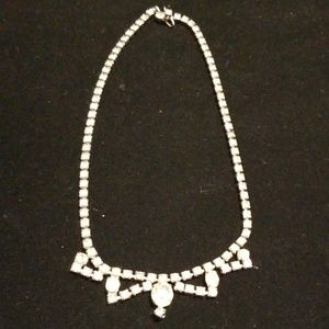 Vintage costume jewelry, necklace 5